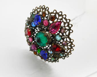 A vintage hat pin. Edwardian. c 1900