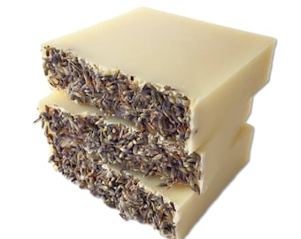 Natural Bar Soap - Lavender Rosemary - Bar Soap - Organic Soap