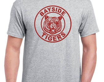Bayside Tigers Saved By The Bell Film T-Shirt Mens Womens Kids sizes available