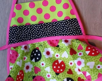 18 inch doll Apron (made to fit like American Girl doll)