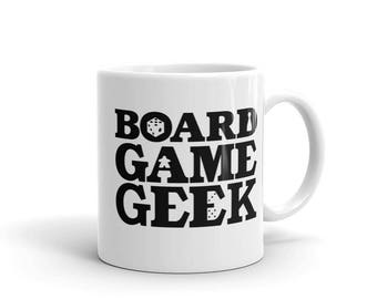 Board Game Geek Mug