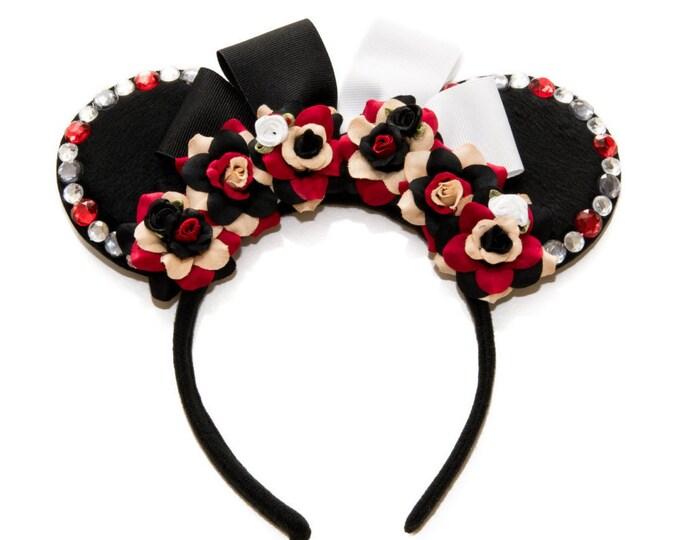 Cruella De Vil Mouse Ears Headband