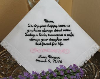 Mother of Bride gift