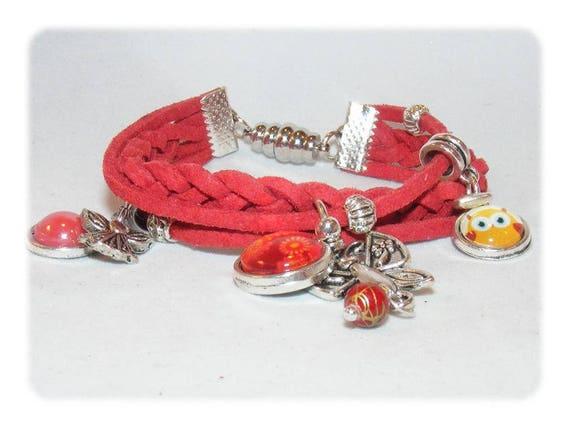 Cuff style bracelet * Butterfly பட்டாம்பூச்சி * unique