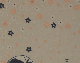 Star Wars Fabric Tenugui Cloth Darth Vader Cherry Blossom Cotton Japanese Fabric w/Free Shipping