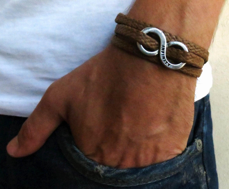 men 39 s bracelet men 39 s infinity bracelet men 39 s. Black Bedroom Furniture Sets. Home Design Ideas