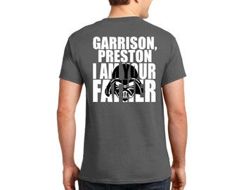 Star Wars, I am Your Father Shirt