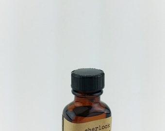 Sherlock Beard & Body Oil