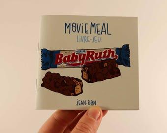 fanzine zine movie meals quiz