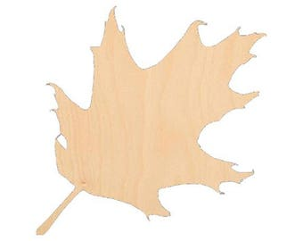 Oak Leaf - Laser Cut Shapes - LCSH-116