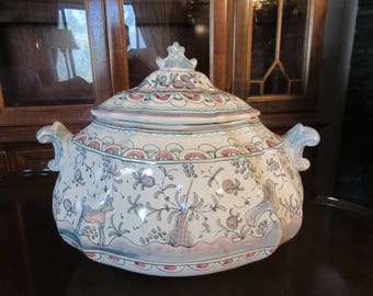 PORTUGAL TUREEN with LID