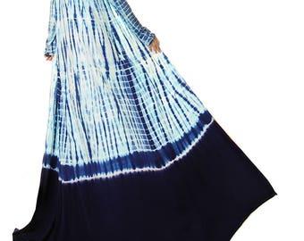 Shibori Cardigan Tie Dye Cardigan   Long Duster Cardigan   Long Sleeve Cardigan   Long Cardigan Tie Dye Maxi Cardigan Boho Duster Vest 6459