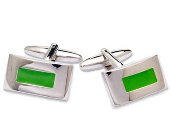 Rectangular Shape Cufflinks
