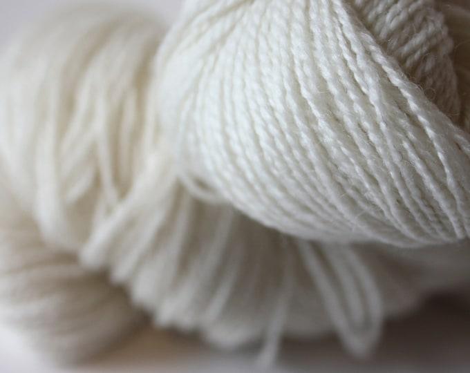 Organics - 100% Organic Wool  - Natural