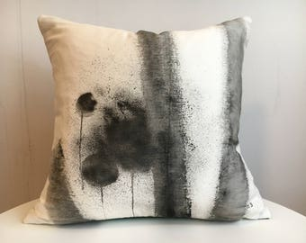 Alley - 5L Hand painted / Hand crafted Accent Cushion Cover