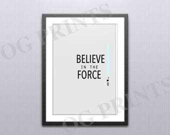 Believe In The Force