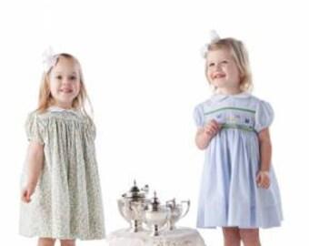 Children's Corner Sewing Pattern Lee Sizes 6 month-3 year