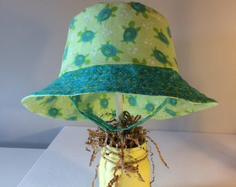 Baby sunhat, toddler hat, baby gift