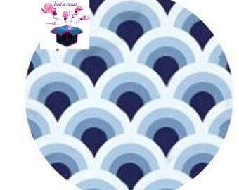 1 cabochon clear 12 mm for loop or ring geometry theme