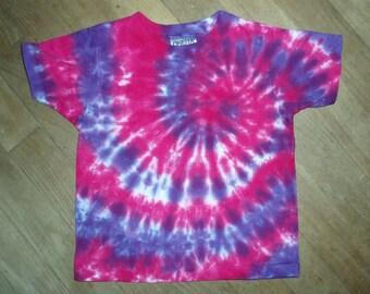 Tie Dye - Toddler - Tshirt - Kids - Clothing