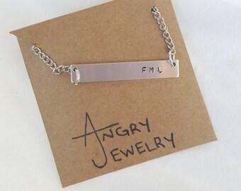 FML necklace