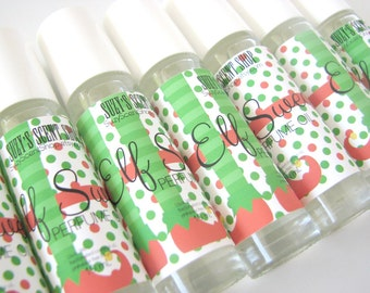 Roll on Perfume - Elf Sweat - Natural - Perfume Oil - Sweet candy scent