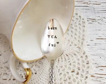 Beau TEA ful Spoon