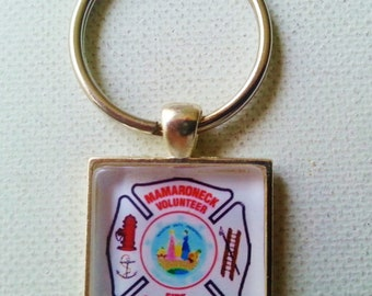 VILLAGE OF MAMARONECK F.D. key chain