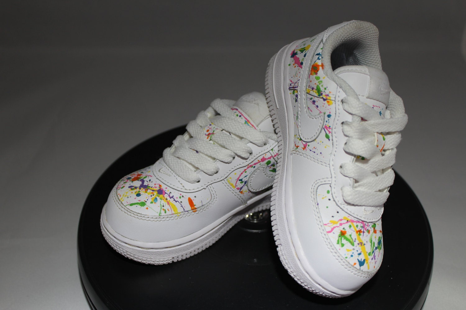 Release Date Nike Air Force 1 Custom Spray Paint 693c2 36b1c