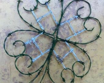 4 Leaf Clover, Shamrock, Irish, 4 H, Lucky Charm, Luck, St Patric's Day,