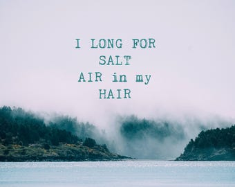 Salt Air -Inspirational-