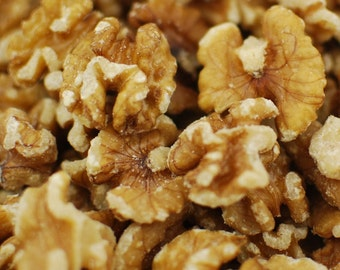 Organic Walnuts - Halves & Pieces