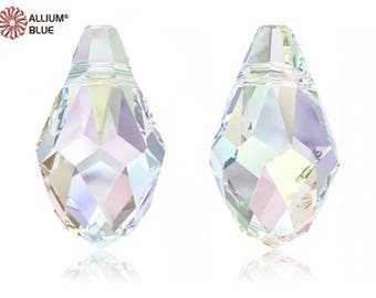 Swarovski 6007 - Small Briolette Crystal Pendant