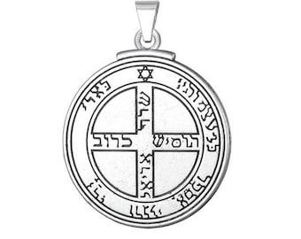 Sixth Pentacle of Jupiter Amulet