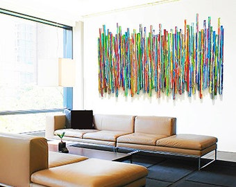 Attractive Modern Wall Sculpture | READY To SHIP SALE | Abstract Art | Original  Sculpture | 3D