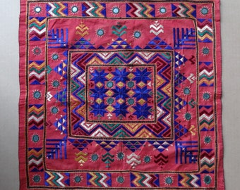 Vintage gypsy tapestry from india.