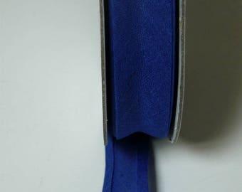 Through blue, cobalt, through 20 mm by the yard