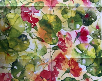 Nasturtiums - Wrapping Paper