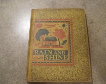 1942 Rain and Shine by D.C. Heath and Company