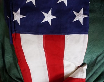 Interment Flag, made in the USA, 100% cotton fabric