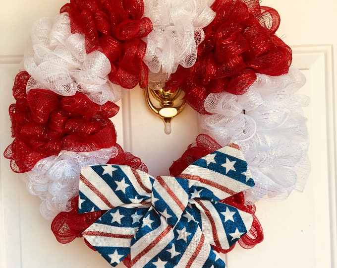 Featured listing image: Independence Wreath