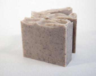 Lavender | All Natural Soap | Essential Oil Soap | Fatty's Soap Co. | Cold Process Soap