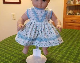 American Girl Bitty Baby Doll Dress (SKU M128)