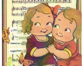 life is sweeter together