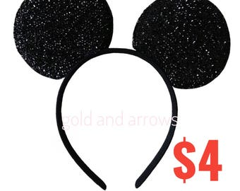 Mickey ears, Minnie ears, Mickey Mouse ears, Minnie Mouse ears, Mickey Mouse headband, Minnie Mouse headband, Disney ears, Disney headband