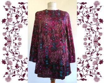 "1970's Vintage Deadstock NOS  ""Fabiola"" Dress"