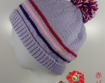 Hat for girl has scratches
