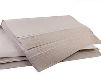 "Recycled Newsprint Packing Paper Sheets - 24x36"" - Wrapping - Bulk"