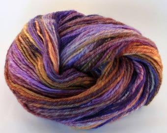 "Handspun yarn spinning wheel ""Aster"" hands"