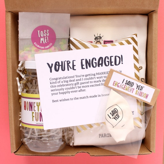 Unique Wedding Gifts For Best Friend: Engagement Gift. Engagement Gifts For Couple. Engagement Gifts
